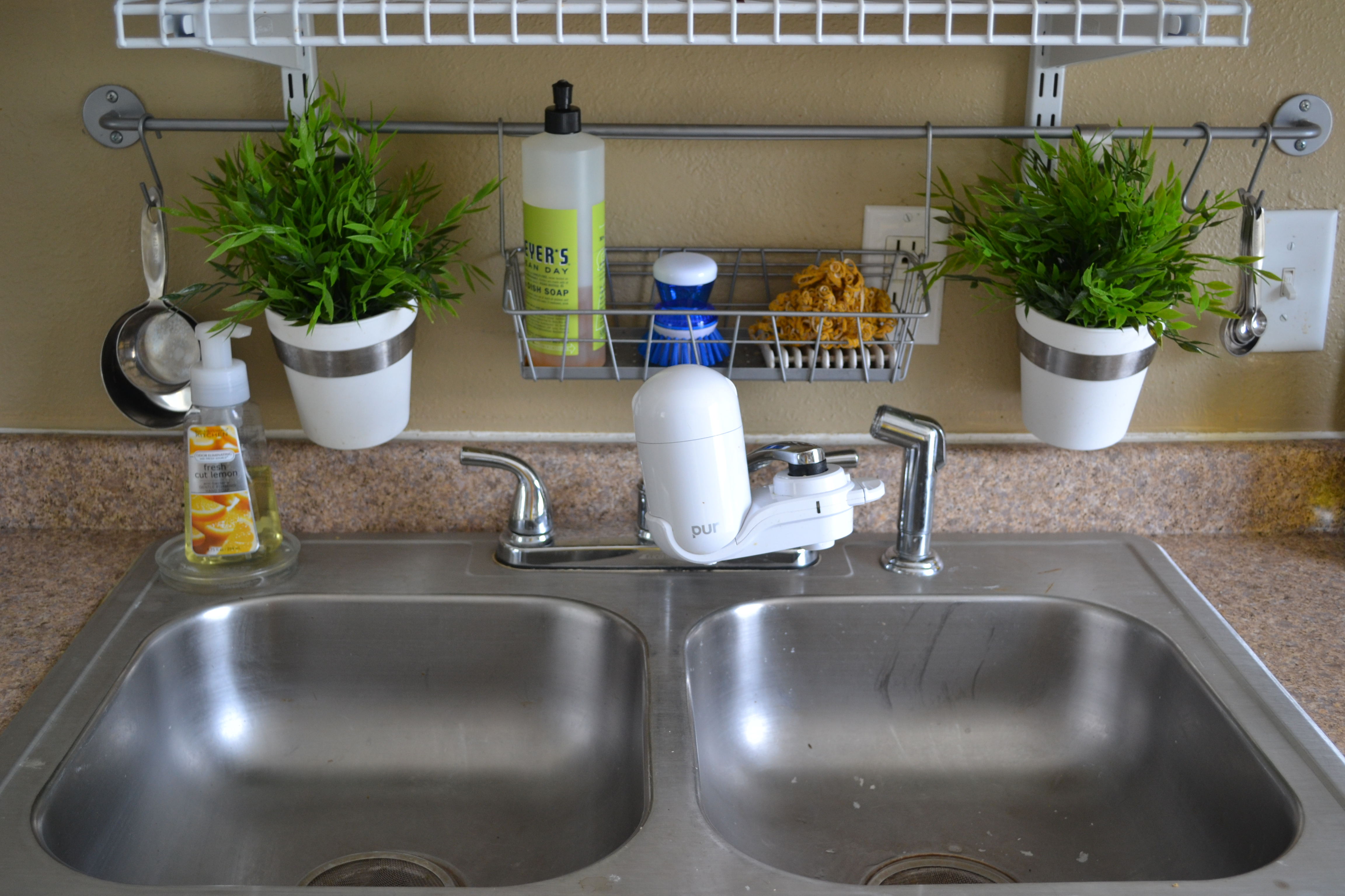 Artificial plants for kitchen - I